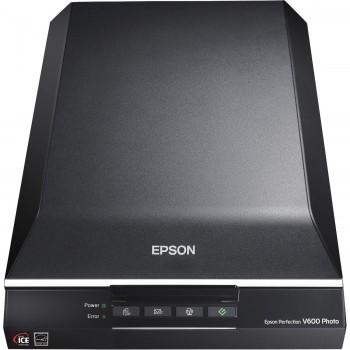 Сканер планшетный EPSON Perfection V600 Photo A4