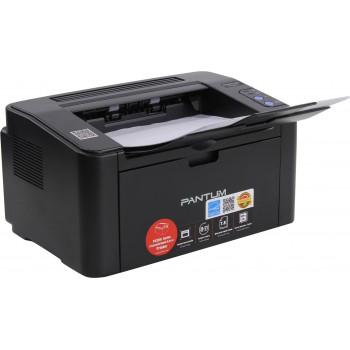 Принтер лазерный Pantum P2207 черный