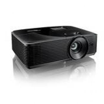 Проектор Optoma DX318e (DLP, XGA 1024x768, 3600Lm, 20000:1, HDMI, 1x10W speaker, 3D Ready, lamp 1500