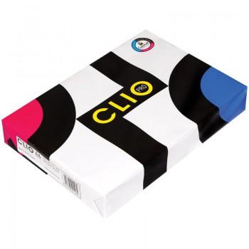 Бумага А4, 80г/м2, Clio Pro, 500л., класс B+, белизна 161%