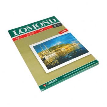 Фотобумага Lomond 102145 А4/95г/м2/100л глянцевая <0102145>