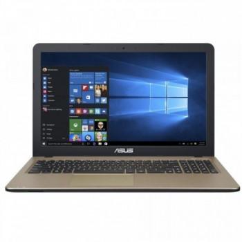 "Ноутбук ASUS X540MA-GQ105 15.6"" HD, Intel Celeron N4000, 4Gb, 256Gb SSD, no ODD, Endless, черный"