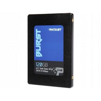 """Твердотельный накопитель SSD 2.5"""" 120GB Patriot BURST SATA3 PBU120GS25SSDR"""