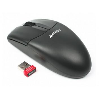 Мышь A4 V-Track G3-220N-1 черный