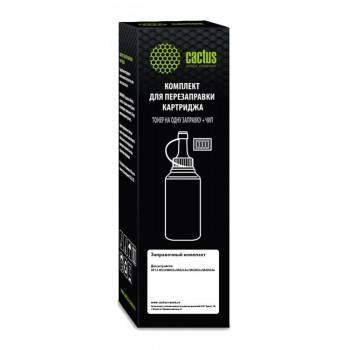 Тонер Cactus CS-RK-SP150HE черный туба 80гр. с чипом для принтера Ricoh Aficio SP 150/SP 150SU