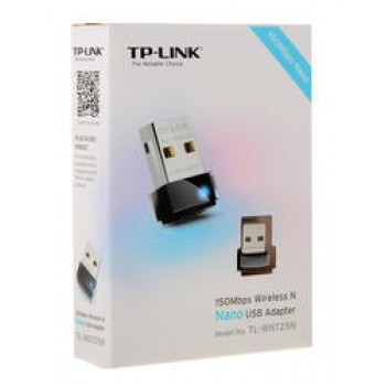 Wi-Fi адаптер USB TP-Link TL-WN725N USB 2.0
