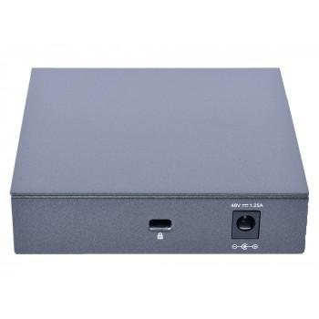 TP-Link TL-SF1005P 5-портовый 10/100 Мбит/с настольный коммутатор с 4 портами PoE SMB