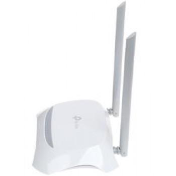 Сетевое оборудование TP-Link TL-WR840N V2/V4.0 Маршрутизатор 4x 10/100Mbps, 1WAN,  802.11b/g/n, 300M