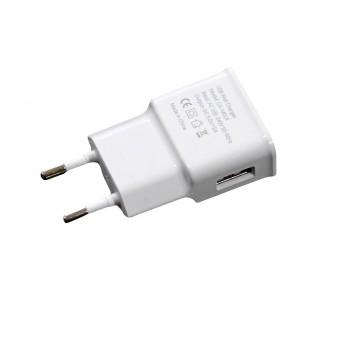 Зарядное устройство AC (EU Plug 100-220V) --> USBx1 Port ( DC5V, 2A) VCOM <M014>