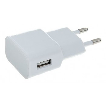 аксессуары Cablexpert Адаптер питания 100/220V - 5V USB 1 порт, 1A, черный (MP3A-PC-09)
