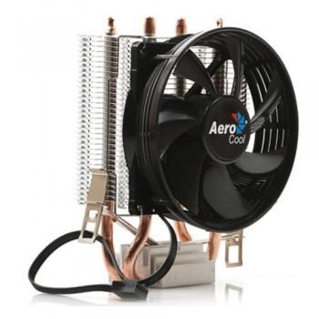 Устройство охлаждения(кулер) Aerocool Verkho 2 Soc-FM2+/AM2+/AM3+/AM4/1150/1151/1155/ 4-pin 15-25dB