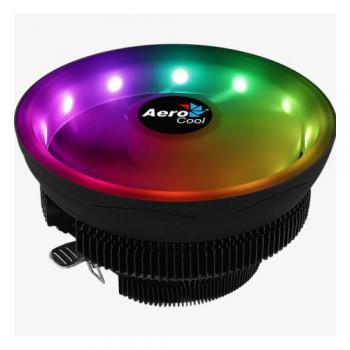 Устройство охлаждения(кулер) Aerocool Core Plus Soc-FM2+/AM2+/AM3+/AM4/1150/1151/1155/ 4-pin 15-25dB