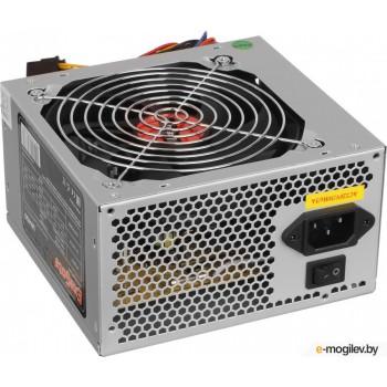 Exegate EX282069RUS Блок питания 550W ExeGate UN550, ATX, 12cm fan, 24p+4p, 6/8p PCI-E, 3*SATA, 2*ID