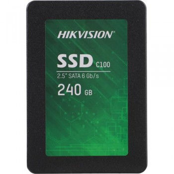 Hikvision SSD 240GB HS-SSD-C100/240G {SATA3.0}