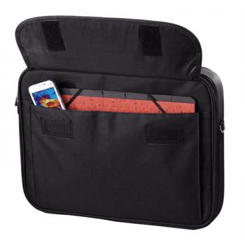 """Сумка для ноутбука 15.6"""" Hama Singapur черный полиэстер (99101241)"""