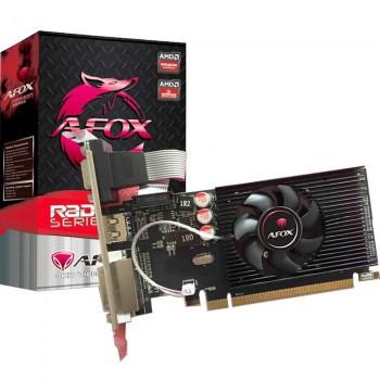 R5 230 1GB DDR3 64Bit, LP Single Fan AFR5230-1024D3L5