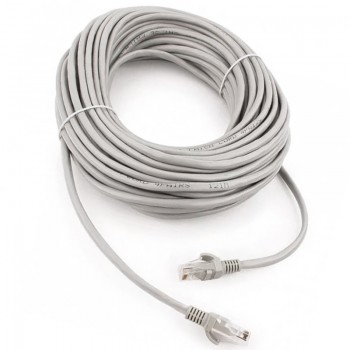 Патч-корд UTP Cablexpert 5e, 30м, литой, многожил.