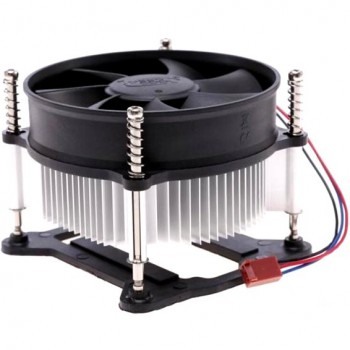 Устройство охлаждения(кулер) Deepcool CK-11508 V2 Soc-1150/1151/1155/ 3-pin 25dB Al 65W 245gr Ret