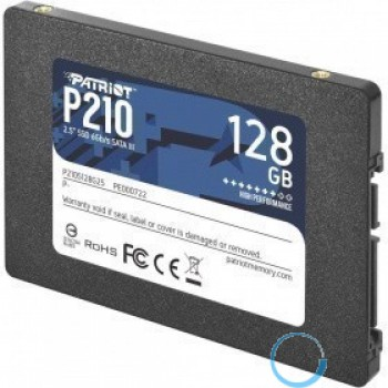 "Накопитель SSD Patriot SATA III 128Gb P210S128G25 P210 2.5"""