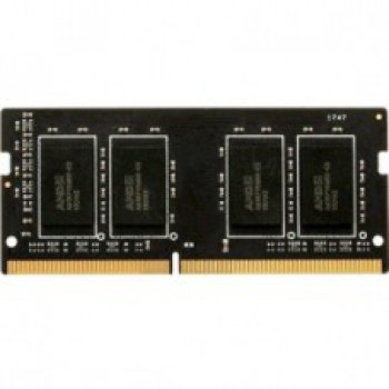 4GB AMD Radeon™ DDR4 2400 SO DIMM R7 Performance Series Black R744G2400S1S-U Non-ECC, CL16, 1.2V, RT