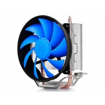 Устройство охлаждения(кулер) Deepcool GAMMAXX 200 T Soc-FM2+/AM3+/775/1150/1151/1155/ 4-pin 17.8-26.