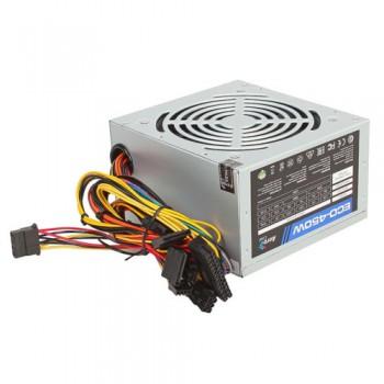 Блок питания Aerocool 450W Retail ECO-450W ATX v2.3 Haswell, fan 12cm, 400mm cable, power cord, 20+4