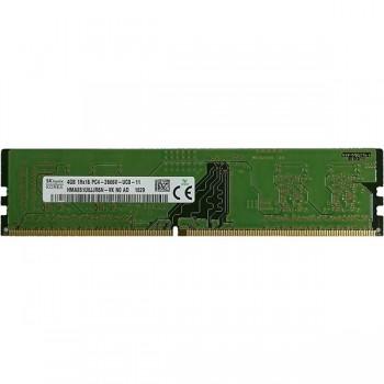 Память DDR4 4Gb 2666MHz Hynix HMA851U6JJR6N-VKN0 OEM PC4-21300 DIMM 288-pin 1.2В single rank