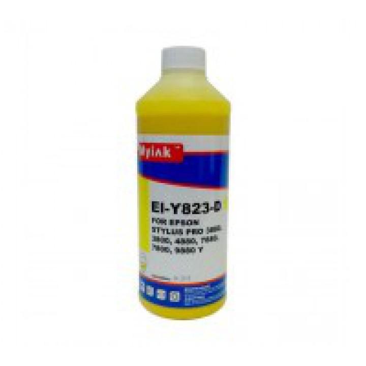 Чернила для CANON (PFI-120Y) TM-200/205/300/305 (1л, yellow, Pigment) CEPFI20Y MyInk