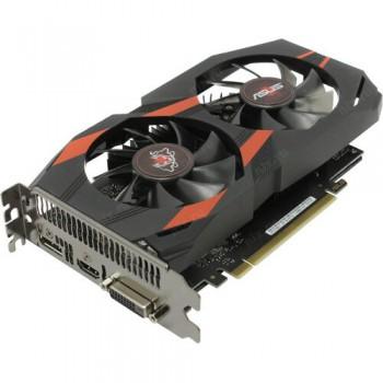 Видеокарта Asus GTX1050TI 4Gb (PCI-E) CERBERUS-GTX1050TI-O4G (GTX1050Ti, GDDR5, 128 bit, DVI, HDMI,