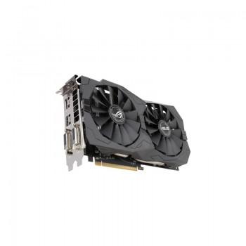 Видеокарта Asus PCI-E ROG-STRIX-RX570-O8G-GAMING AMD Radeon RX 570 8192Mb 256bit GDDR5 1168/7000 DVI