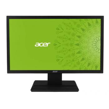"ACER 19,5"" V206HQLBb (16:9)/TN+Film(LED)/1366x768/60Hz/5ms/200nits/600:1/VGA/Black Matt"