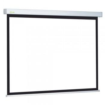 Экран Cactus 180x180см Wallscreen CS-PSW-180x180 1:1 настенно-потолочный рулонный белый