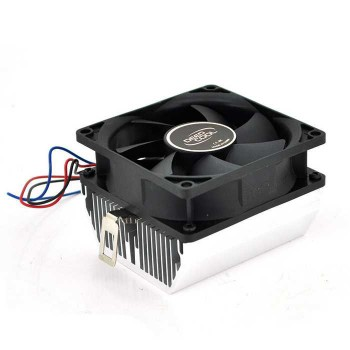 Устройство охлаждения(кулер) Deepcool CK-AM209 V2 Soc-FM2+/AM2+/AM3+/AM4/ 3-pin 22dB Al 65W 224gr Re