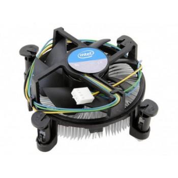 Устройство охлаждения(кулер) Intel E41997-002 Soc-1150/1151/1155/ 4-pin 18-38dB Al 180gr OEM