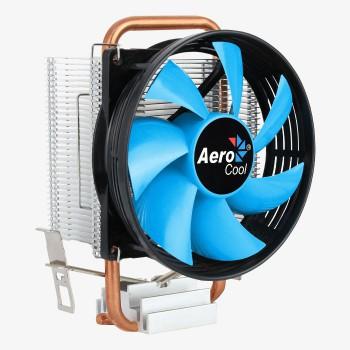 Устройство охлаждения(кулер) Aerocool Verkho 1-3P Soc-FM2+/AM2+/AM3+/AM4/1150/1151/1155/ 3-pin 28dB