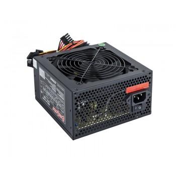 Блок питания Exegate EX224733RUS 450W ATX-450NPX OEM, black, 12cm fan, 24+4pin, 6pin PCI-E, 3*SATA