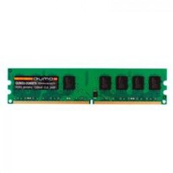 Память DDR2 2Gb 800MHz QUMO QUM2U-2G800T6(R)/QUM2U-2G800T5(R) (PC2-6400, 800MHz)
