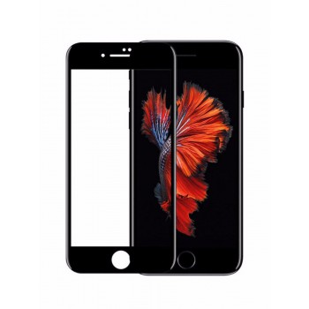 Защитное стекло для экрана Redline mObility черный для Apple iPhone 7 3D 1шт. (УТ000017612)