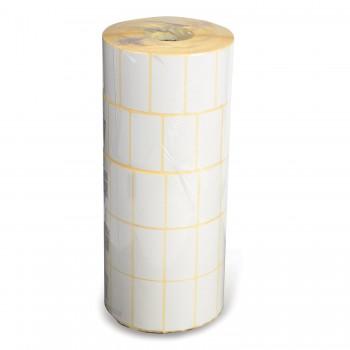 Этикетка ТермоТоп (47×26 мм), 2000 этикеток в ролике, светостойкость до 12 месяцев