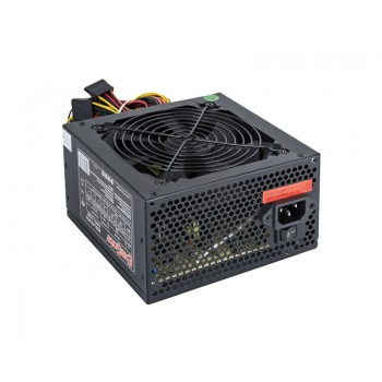 Блок питания Exegate EX221985RUS 350W ATX-XP350 OEM, black, 12cm fan, 24+4pin, 3*SATA, 1*FDD, 2*IDE