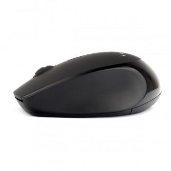 Мышь беспров. Gembird MUSW-354, черный, бесш.клик, soft touch,3кн.+колесо-кнопка, 2400DPI, 2,4ГГц