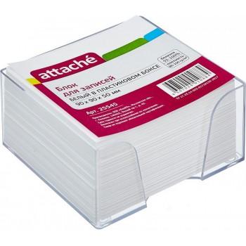 Блокнот для записей attache 90х90х50