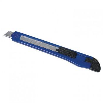 Нож канцелярский Rapesco RCK001A1 standart See Through ассорти бирюзовый розовый фиолетовый