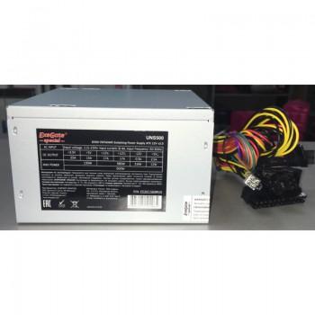 Блок питания EXEGATE  ES261569RUS 500W Exegate Special UNS500, ATX, 12cm fan, 24p+4p, 6