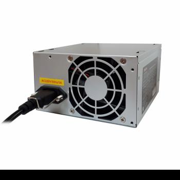 Блок питания 500W Exegate AA500, ATX, 8cm fan, 24p+4p, 2*SATA, 1*IDE