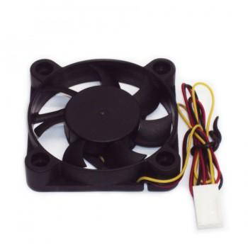 Вентилятор Gembird D50SM-12AS 50x50x10, втулка, 3 pin, провод 25 см