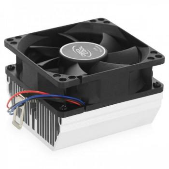 Устройство охлаждения(кулер) Deepcool CK-AM209 Soc-FM2/FM2+/AM2/AM2+/AM3/AM3+/ 3-pin 28dB Al 224gr R