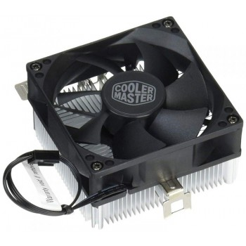 Кулер CPU Cooler Master A30 PWM (FM2/AM3/AM4, 95W, 28dB, 2500rpm, 80мм, 4pin) RTL