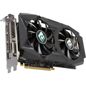 Видеокарта POWERCOLOR PCI-E AMD Radeon RX 580 4GB GDDR5 256bit 14nm 1215/7800MHz DVI-D(HDCP) BOX