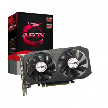 Видеокарта AFOX AFRX560-4096D5H3 AMD Radeon RX 560 4GB GDDR5 128Bit DVI HDMI DP ATX Single Fan